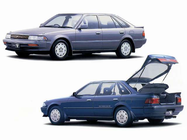 1988    Toyota       Corona    Exiv 2000 TR related infomation specifications  WeiLi Automotive Network