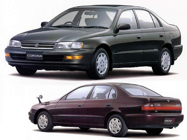 Toyota 1990 ые